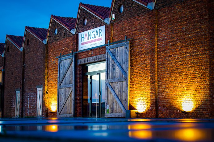 Hangar Meeting Center - Kortrijk