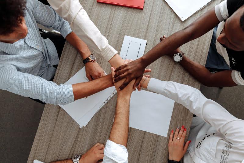 The HIve - samenwerken